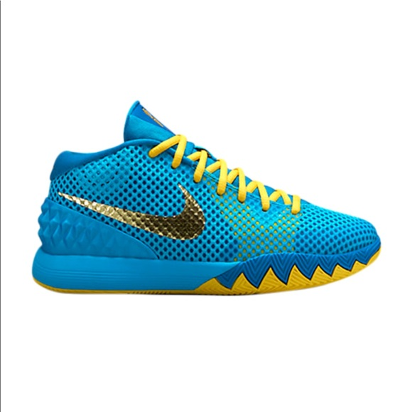 """outlet store 8a21d d1672 Kyrie """"Cereal"""" Basketball Shoes- Laces included"""